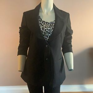 BABYSTYLE BLK NEW BLAZER maternity (L) for office!